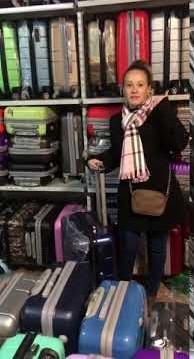 Реальный отзыв покупателя на чемодан BagStrong